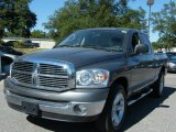 2007 Mineral Gray Metallic Dodge Ram 1500 SLT Quad Cab #37637678