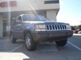 1995 Medium Blue Pearl Jeep Grand Cherokee Laredo 4x4 #37638130