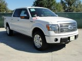 2010 Oxford White Ford F150 King Ranch SuperCrew 4x4 #37637893