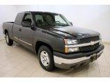 2003 Dark Gray Metallic Chevrolet Silverado 1500 LS Extended Cab #37638207