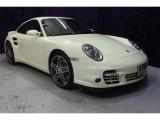 2007 Carrara White Porsche 911 Turbo Coupe #37637924