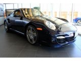 2007 Midnight Blue Metallic Porsche 911 Turbo Coupe #37637931