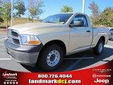 2011 White Gold Dodge Ram 1500 ST Regular Cab #37637762