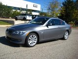 2011 Space Gray Metallic BMW 3 Series 328i xDrive Coupe #37637815