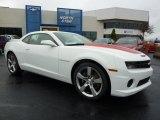 2010 Summit White Chevrolet Camaro SS Coupe #37637822