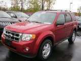 2009 Redfire Pearl Ford Escape XLT 4WD #37638351