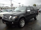 2010 Tuxedo Black Ford Expedition EL Limited 4x4 #37637847