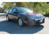 2011 Bordeaux Reserve Metallic Ford Fusion SE #37637594