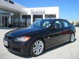2007 Black Sapphire Metallic BMW 3 Series 328i Sedan #37638067