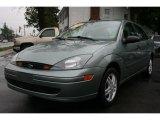2003 Liquid Grey Metallic Ford Focus SE Sedan #37638371