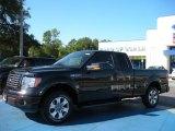 2010 Tuxedo Black Ford F150 FX2 SuperCab #37637644