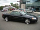 2002 Black Chrysler Sebring GTC Convertible #37637666