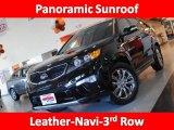 2011 Ebony Black Kia Sorento SX V6 #37699353