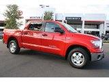 2007 Radiant Red Toyota Tundra SR5 TRD CrewMax 4x4 #37699065
