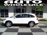 2010 Taffeta White Honda CR-V EX-L #37699680