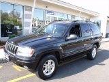 2002 Black Jeep Grand Cherokee Laredo 4x4 #37699990