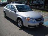 2007 Ultra Silver Metallic Chevrolet Cobalt LT Sedan #37699432