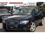 2008 Deep Sea Blue Pearl Effect Audi A4 3.2 quattro Avant #37699727