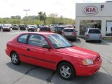 2002 Hyundai Accent L Coupe