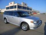 2010 Ingot Silver Metallic Ford Flex Limited AWD #37700022