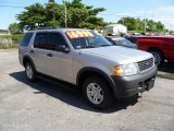 2003 Silver Birch Metallic Ford Explorer XLS #37700064
