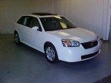 2007 White Chevrolet Malibu Maxx LT Wagon #37699804