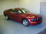 2005 Redfire Metallic Ford Mustang GT Premium Coupe #37699812