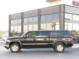 2007 Black Chevrolet Silverado 1500 Classic LT Crew Cab 4x4 #37699827