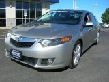 2010 Palladium Metallic Acura TSX V6 Sedan #37700151