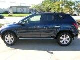 2007 Midnight Blue Pearl Nissan Murano SL AWD #37700154