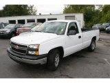 2006 Summit White Chevrolet Silverado 1500 Work Truck Regular Cab #37700165