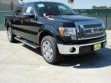 2010 Tuxedo Black Ford F150 Lariat SuperCrew #37777212