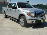 2010 Ingot Silver Metallic Ford F150 XLT SuperCrew #37777215