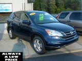 2010 Royal Blue Pearl Honda CR-V EX-L AWD #37776717