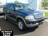 2003 True Blue Metallic Ford Explorer Eddie Bauer 4x4 #37776729