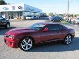 2010 Red Jewel Tintcoat Chevrolet Camaro SS Coupe #37777504