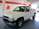 2001 Summit White Chevrolet Silverado 1500 Regular Cab 4x4 #37776741