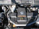 2008 Dodge Ram 3500 Laramie Mega Cab 4x4 6.7 Liter Cummins OHV 24-Valve BLUETEC Turbo-Diesel Inline 6-Cylinder Engine