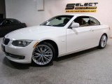 2011 Alpine White BMW 3 Series 335i Convertible #37777035