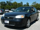 2007 Black Chevrolet Malibu LT Sedan #37777049