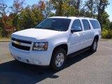 2011 Summit White Chevrolet Suburban LT 4x4 #37777656