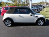 2007 Pepper White Mini Cooper Convertible #37777664