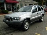 2002 Bright Silver Metallic Jeep Grand Cherokee Laredo 4x4 #37777365