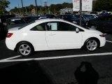 2007 Taffeta White Honda Civic EX Coupe #37777669
