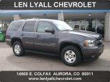 2010 Taupe Gray Metallic Chevrolet Tahoe Z71 4x4 #37777093