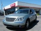 2004 Satin Jade Green Pearl Chrysler Pacifica  #37777104
