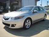 2010 Palladium Metallic Acura TSX Sedan #37777382