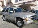 2005 Silver Birch Metallic Chevrolet Tahoe Z71 #37777111