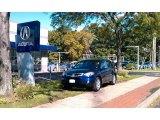 2008 Royal Blue Pearl Acura RDX  #37777417