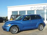 2007 Ocean Blue Pearl Chrysler PT Cruiser Street Cruiser Pacific Coast Highway Edition #37777139